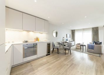 Thumbnail 1 bedroom flat for sale in Sterling Apartments, Beaufort Park, London