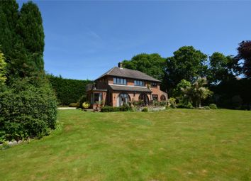 Thumbnail 4 bed detached house for sale in Church Lane, Lymington, Hampshire