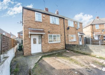 Thumbnail 3 bedroom semi-detached house for sale in Shakespeare Avenue, Campsall, Doncaster, South Yorkshire