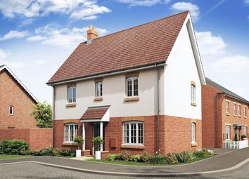 "Thumbnail 3 bed detached house for sale in ""Hadley"" at Great Denham, Bedford"