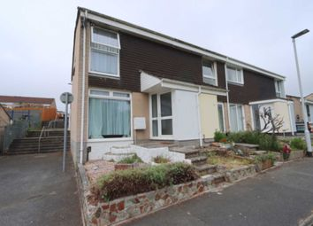 Thumbnail 2 bed end terrace house for sale in Downfield Way, Plympton