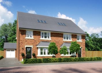 "Thumbnail 5 bedroom semi-detached house for sale in ""Kellingwood"" at Padgbury Lane, Congleton"