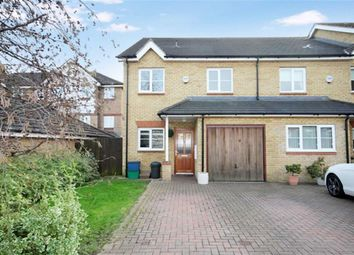 Thumbnail 3 bed terraced house to rent in Queen Mary Villas, South Woodford, London