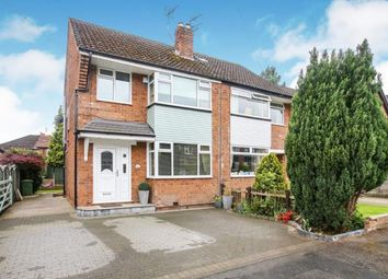 3 bed semi-detached house for sale in The Circuit, Wilmslow, Cheshire, . SK9