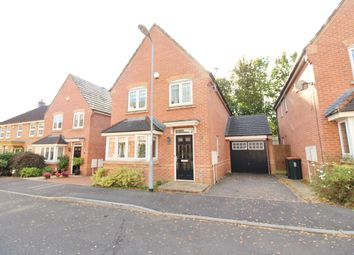 Thumbnail 3 bed detached house for sale in Priory View, Langstone, Newport