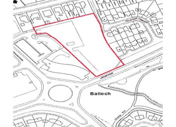 Thumbnail Land for sale in Development Opportunity, Carrochan Road, Balloch, West Dunbartonshire, Scotland