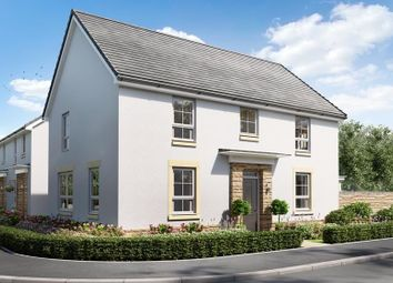 Thumbnail 4 bed detached house for sale in Glenluce Drive, Bishopton
