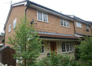 Thumbnail 2 bedroom end terrace house to rent in Hylder Close, Swindon