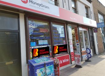 Thumbnail Retail premises for sale in Battersea Park Road, Lambeth