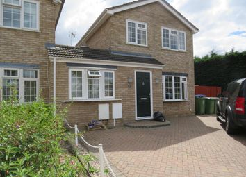 Thumbnail 3 bed property to rent in Coots Close, Buckingham