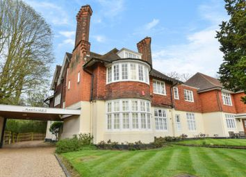 Thumbnail 2 bed flat for sale in Moorlands, Wilderness Road, Chislehurst