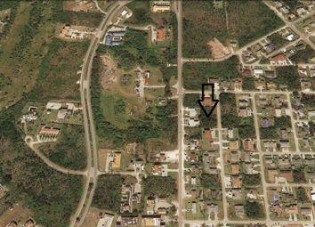 Thumbnail Land for sale in Sunset Highway & East Atlantic Drive Caravel Beach, F-43591 Freeport Grand Bahama, Bahamas