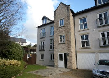 Thumbnail 2 bed flat for sale in Kirkstone Close, Kendal
