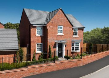 """Thumbnail 4 bed detached house for sale in """"Mitchell"""" at Barnsley Road, Flockton, Wakefield"""