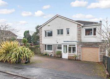 Thumbnail 5 bed link-detached house for sale in Skelmorlie Castle Road, Skelmorlie, North Ayrshire