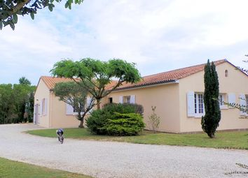 Thumbnail 4 bed property for sale in Nersac, Poitou-Charentes, France