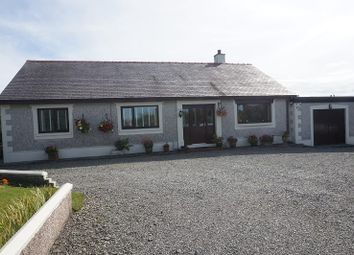Thumbnail 3 bed detached bungalow for sale in Maes Cuhelyn, Llannerch-Y-Medd