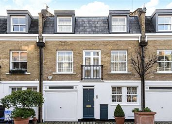 Thumbnail 3 bedroom mews house to rent in Elnathan Mews, London