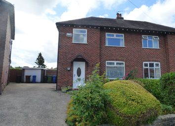 Thumbnail 3 bed semi-detached house for sale in Deneside Crescent, Hazel Grove, Stockport