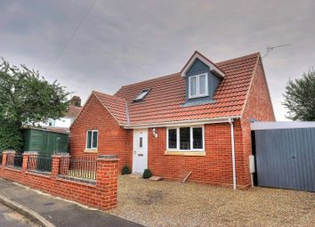 Thumbnail 3 bed detached house for sale in Berkley Close, Hellesdon, Norwich