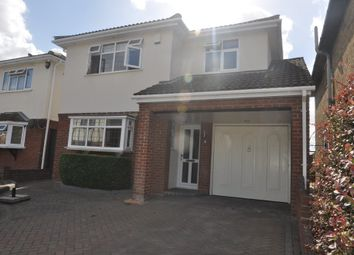 Thumbnail 4 bed detached house for sale in Westwater, Benfleet