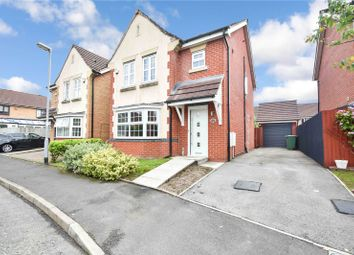 Thumbnail 3 bed detached house for sale in Harrington Close, Bury, Greater Manchester