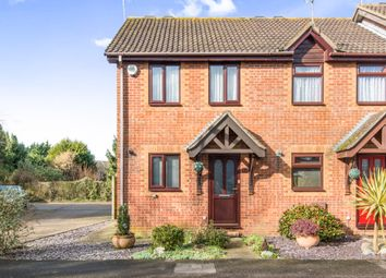Thumbnail 2 bed end terrace house for sale in Brunel Road, Southampton