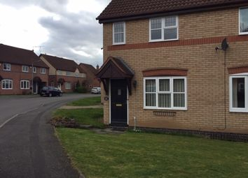 Thumbnail 2 bed semi-detached house to rent in Manor Close, Worksop