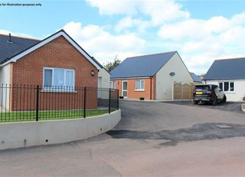 Thumbnail 2 bed semi-detached bungalow for sale in Bowett Close, Hundleton, Pembroke