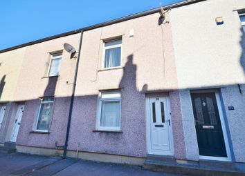 Thumbnail 2 bed terraced house for sale in Collins Terrace, Maryport