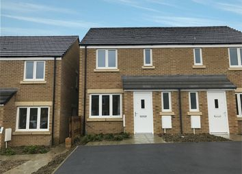 Thumbnail 3 bedroom semi-detached house to rent in Seawell Road, Weldon, Corby, Northamptonshire