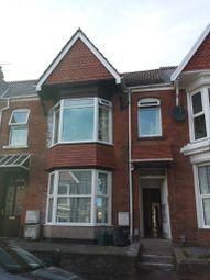 Thumbnail 2 bedroom flat to rent in Beechwood Road, Uplands, Swansea, Swansea
