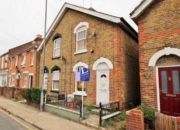 Thumbnail 2 bed semi-detached house for sale in Bourne Road, Colchester, Essex