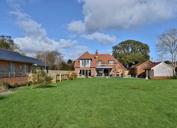 4 bed detached house for sale in Pilley Street, Pilley, Lymington SO41