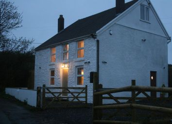Thumbnail 4 bed detached house for sale in Herberdeg Road, Pontyates, Llanelli