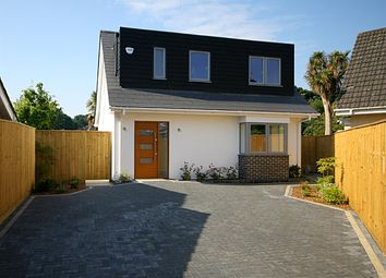 3 bed detached house for sale in South Western Crescent, Whitecliff, Poole BH14