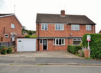 Thumbnail 3 bed semi-detached house to rent in St. Marks Close, Worcester