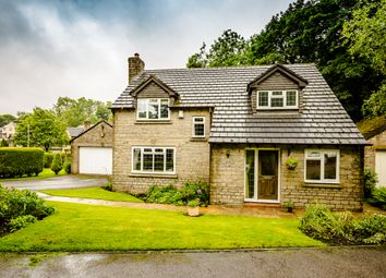 Thumbnail 5 bed detached house for sale in Cheriton Drive, Queensbury, Bradford