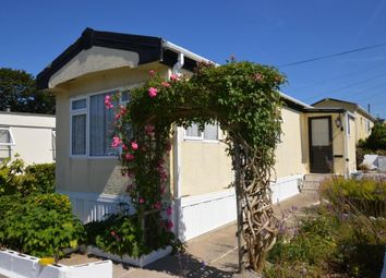 Thumbnail 2 bed mobile/park home for sale in Rosewarne Park, Higher Enys Road, Camborne, Cornwall