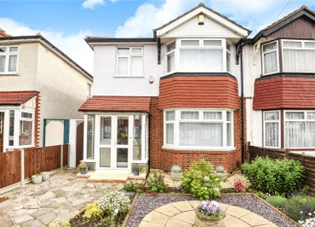 Thumbnail 3 bed semi-detached house for sale in Towers Avenue, Hillingdon, Middlesex