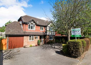 Thumbnail 4 bed detached house to rent in Rusper Road, Horsham, West Sussex