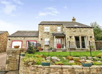 Thumbnail 4 bed detached house for sale in Kirk Hill Fold, Glusburn, Keighley, North Yorkshire