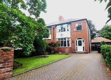 Thumbnail 3 bed semi-detached house for sale in Cambridge Road, Gatley, Cheshire