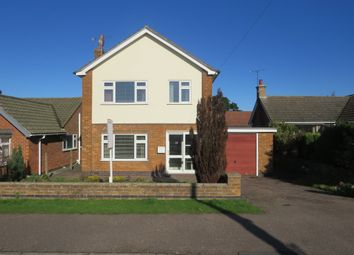 Thumbnail Detached house for sale in Little Haw Lane, Shepshed, Loughborough
