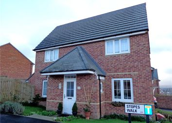 Thumbnail 3 bed detached house to rent in Stopes Walk, Morley, Leeds