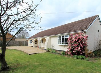 Thumbnail 3 bed detached bungalow for sale in Church Lane, Alvingham, Louth