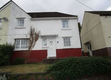 Thumbnail 3 bedroom semi-detached house for sale in Tanyrallt, Abercrave, Swansea.