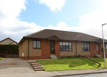 Thumbnail 2 bed semi-detached bungalow for sale in 40 Burn Brae Crescent, Westhill, Inverness