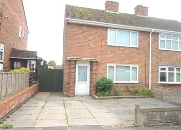 Thumbnail 2 bedroom semi-detached house for sale in Avenue South, Earl Shilton, Leicester