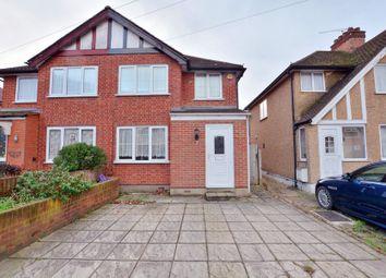 Thumbnail 3 bed semi-detached house to rent in Weald Road, Hillingdon, Uxbridge